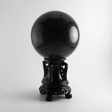 Black Stand For Sphere Stone Balls