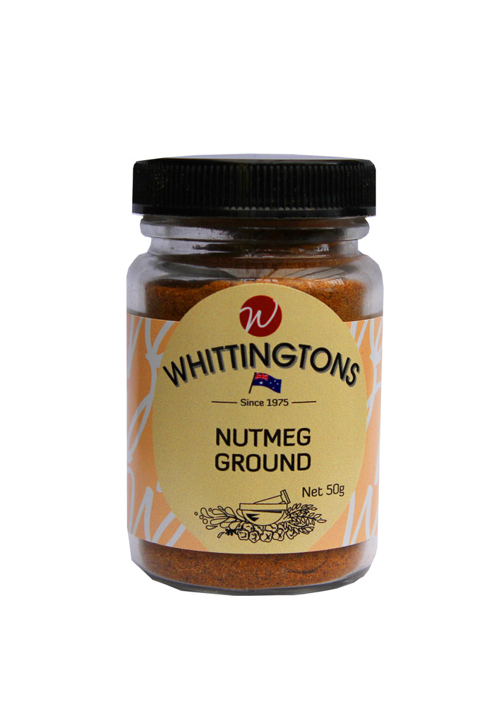 Nutmeg Ground 50g