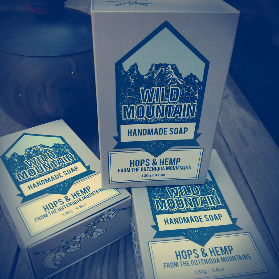 hops and hemp handmade handmade soap