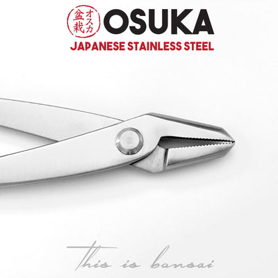 OSUKA Jin Pliers 210mm Silver – Japanese Stainless Steel