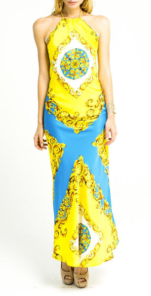 Sevre Blue & Yellow - Summer Fun - trishas-world