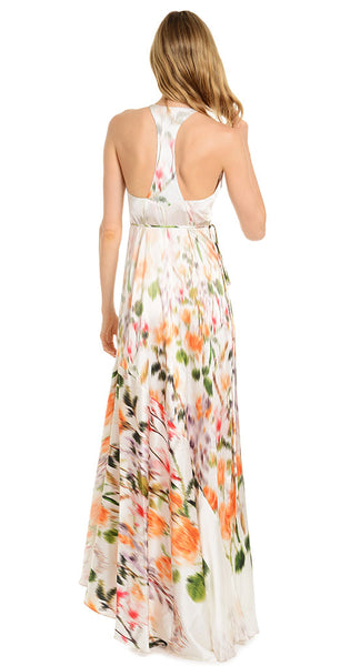 Bouquet Wrap Dress - trishas-world