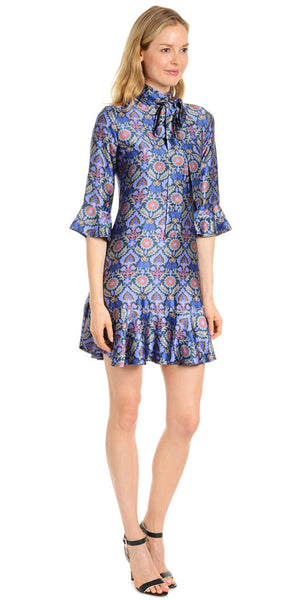"Blue Khartoum ~ your ""go to"" dress. - trishas-world"