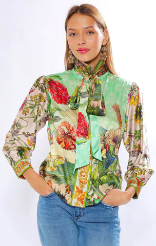 Poeme Blouse