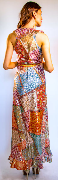Goldie ~ Fun Shimmer Dress