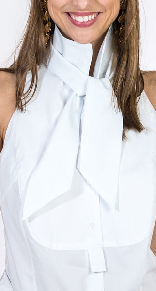Fresh White Blouse 1