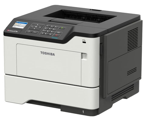 Toshiba e-STUDIO 478P Mono Single Function Printer