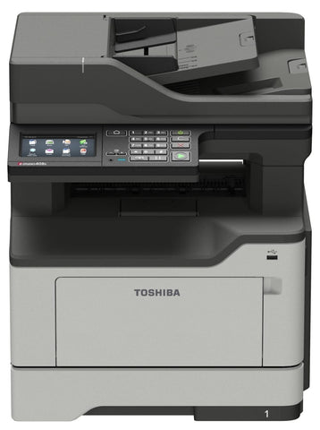 Toshiba e-STUDIO 408S Mono Multifunctional Printer