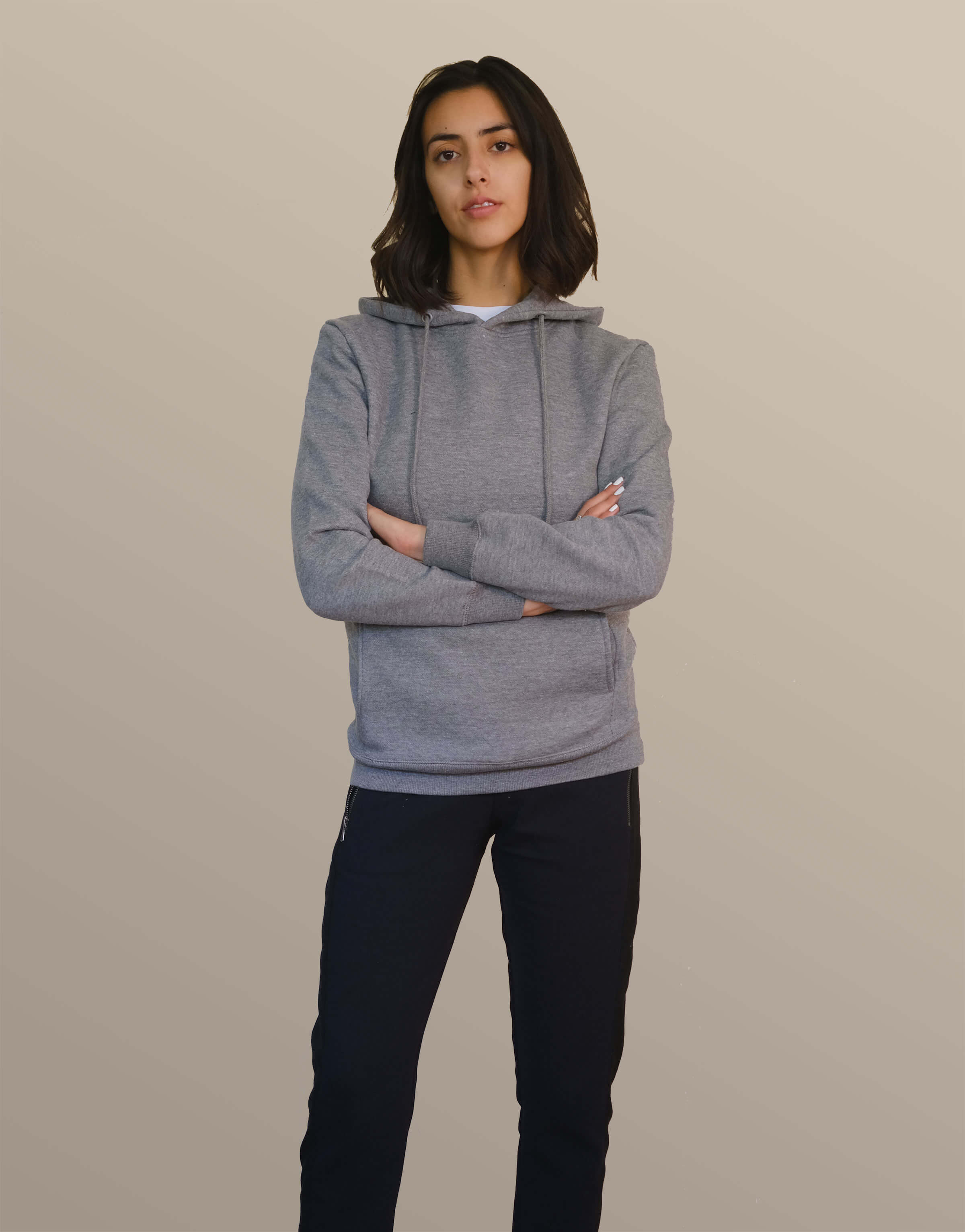 Essential Hoodie - Heather