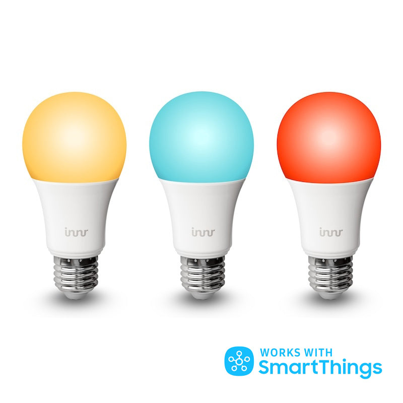 Innr E27 Smart RGBW LED bulb - SmartThings - Singapore