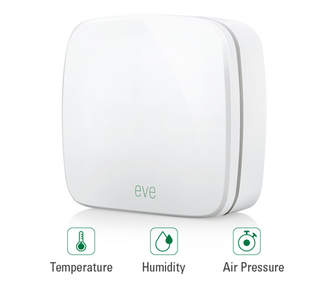 HomeKit - Elgato Eve Room, Wireless Indoor Sensor - Singapore
