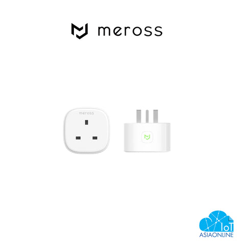 Homekit - Meross - Smart Plug - MSS210