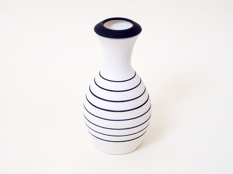 Lovely modern handmade ceramic vase. Great as a statement piece or as an elegant vase.