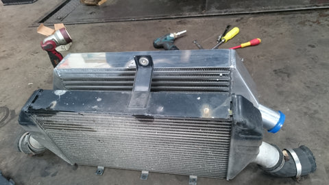 Evo 8 gsr intercooler
