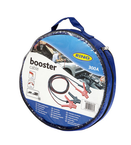 Ring Booster cables
