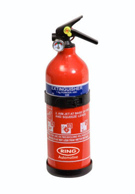 Ring Dry Powered Fire Extinguisher