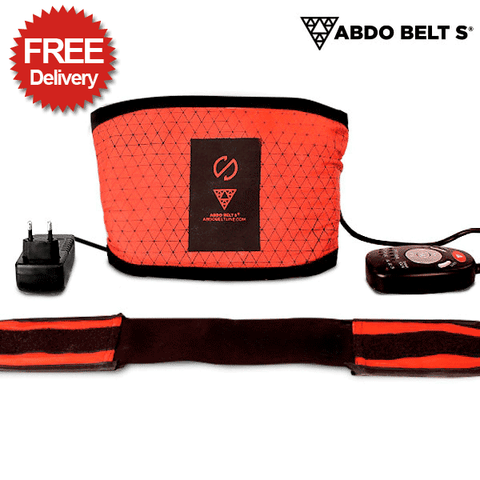 Abdo Belt X Extra Vibration Abs Slimming and Toning Belt