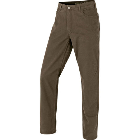 Harkila Hallberg 5 Pocket Trousers - Slate Brown