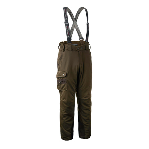 Deerhunter Muflon Trousers - Art Green