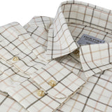 Jack Pyke Ladies Countryman Shirt - Brown Check
