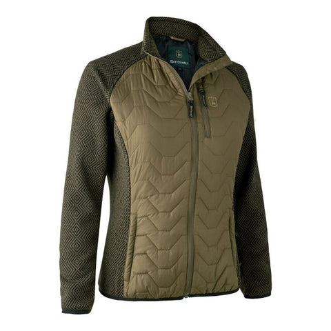 Deerhunter Lady Beth Padded Jacket - Olive Night