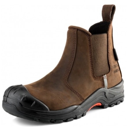 Buckler Nubuckz Dealer Boot - NKZ101BR