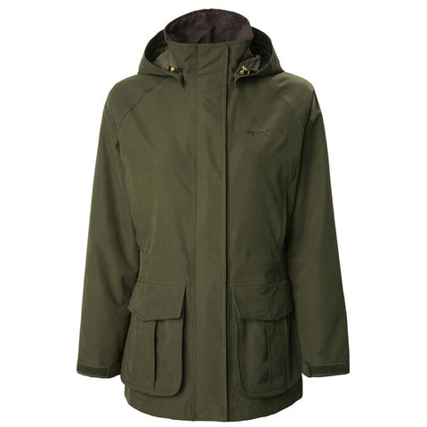 Musto Women's Burnham Jacket - Dark Moss