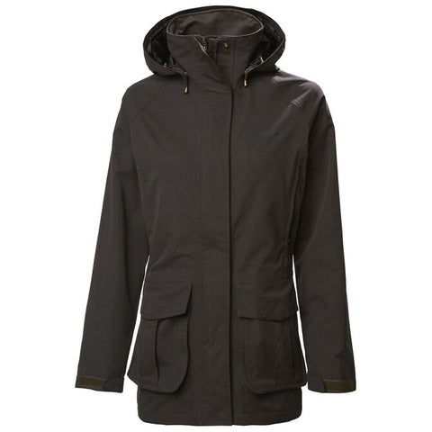 Musto Women's Burnham Jacket - Liquorice
