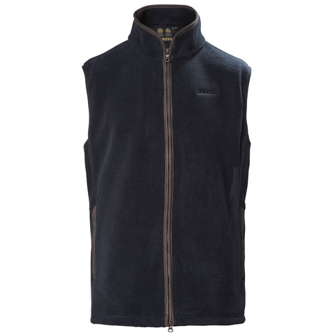 Musto Glemsford Polartec Fleece Gilet - True Navy