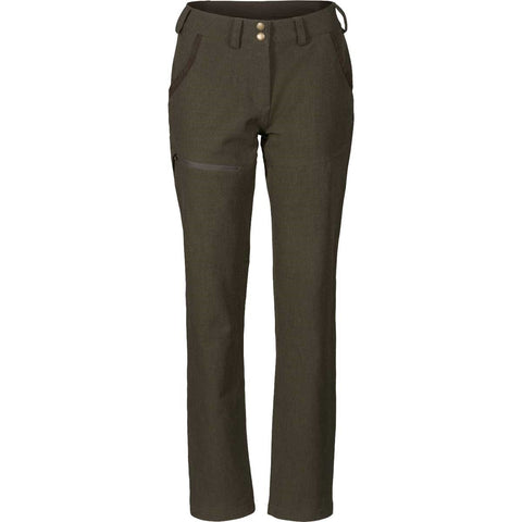 Seeland Woodcock Advanced Women's Trousers - Shaded Olive