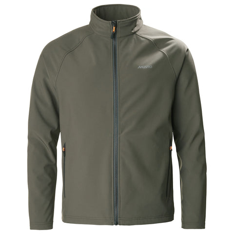 Musto Keepers Softshell Jacket - Forest Green