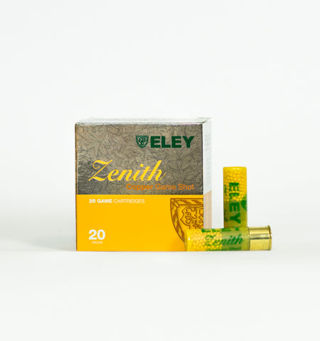 Eley Zenith Copper Game Shot - 20G