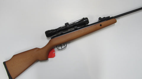 Air Rifle Crosman Optimus 22 With Scope