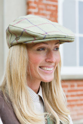 Sherwood Forest Ladies Windsor Flat Cap