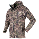 Ridgeline Ascent Jacket - Dirt Camo