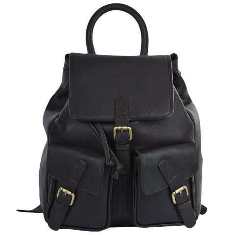 Ashwood Leather Rucksack