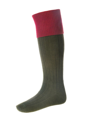 House of Cheviot Classic Lomond Shooting Socks