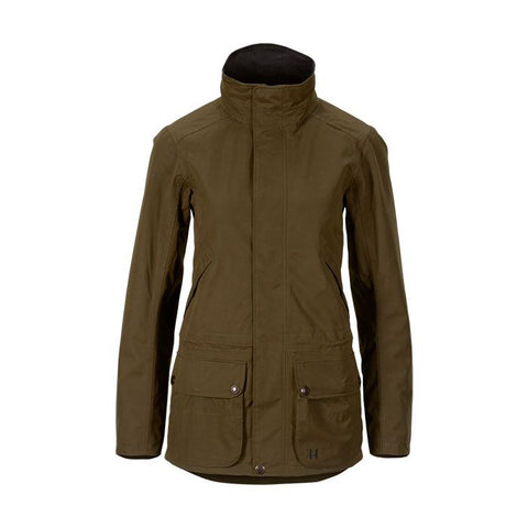 Harkila Retrieve Lady Jacket - Warm Olive