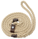 Bisley Natural Rope Slip Lead