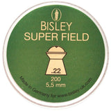 Bisley Super Field .22 Airgun Pellets