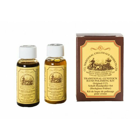 CCL Traditional Gunstock Hand Polishing Kit