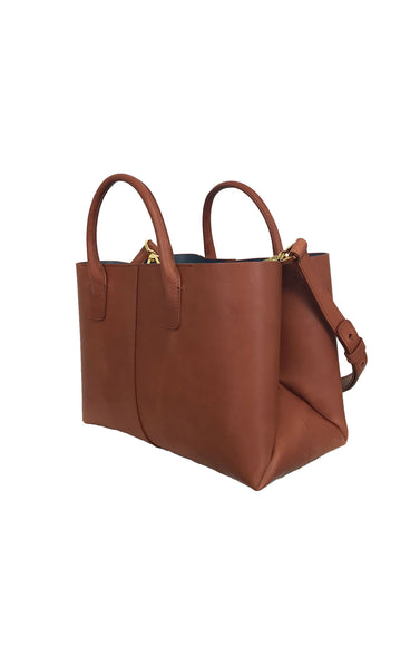 Vegetable Tanned Mini Folded Bag
