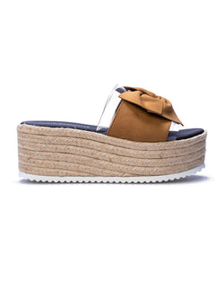 sandalias plataforma walk around