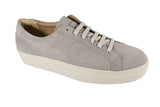 Grey' Sneakers Walk Around