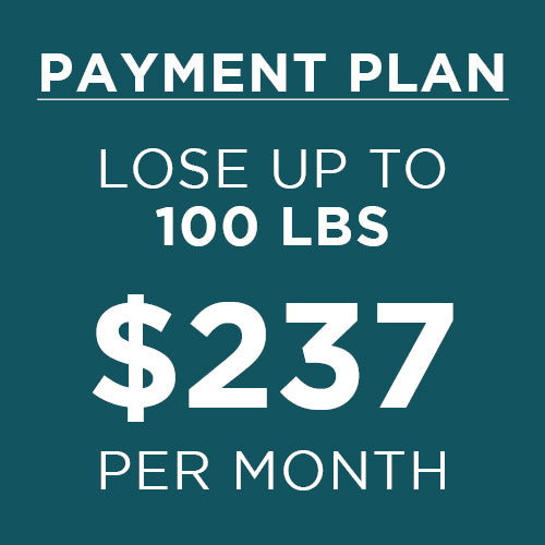 payment plan - lost up to 100 pounds
