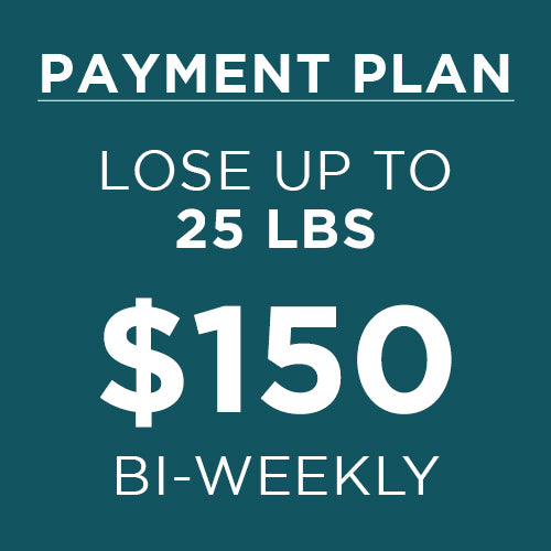 3 Month Weight Loss Bi-Weekly Payment Plan