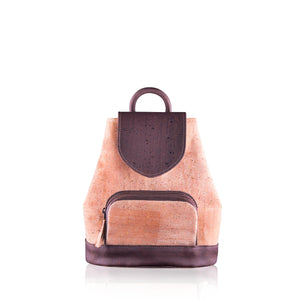 Championii backpack | Natural Brown - Grow From Nature