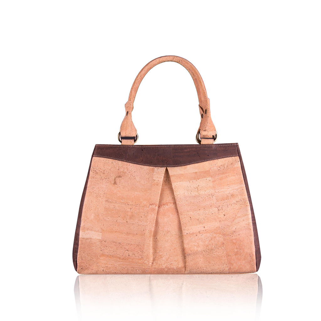 Gilva Handbag | Natural Brown - Grow From Nature