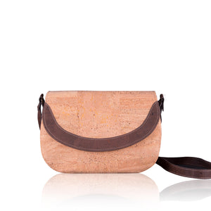 Hui Crossbody Bag | Natural Brown - Grow From Nature