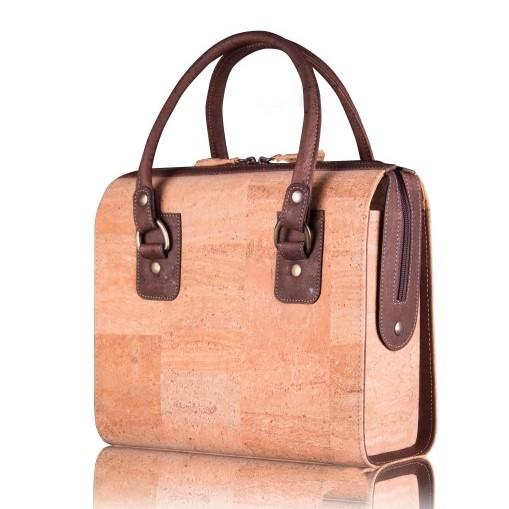 Kerrii Handbag | Natural Brown - Grow From Nature